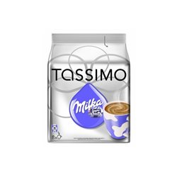 Dosette KRAFT TASSIMO Milka snow big 8 T