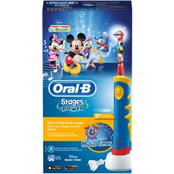Brosse à dents rechargeable ORAL-B BRAUN Kids Power Toothbrush