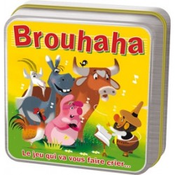 Brouhaha - Cocktail games