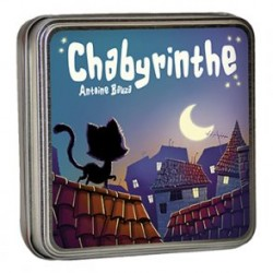 Chabyrinthe - Cocktail games