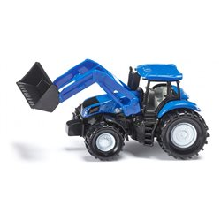 New Holland avec chargeur frontal - Siku 1355
