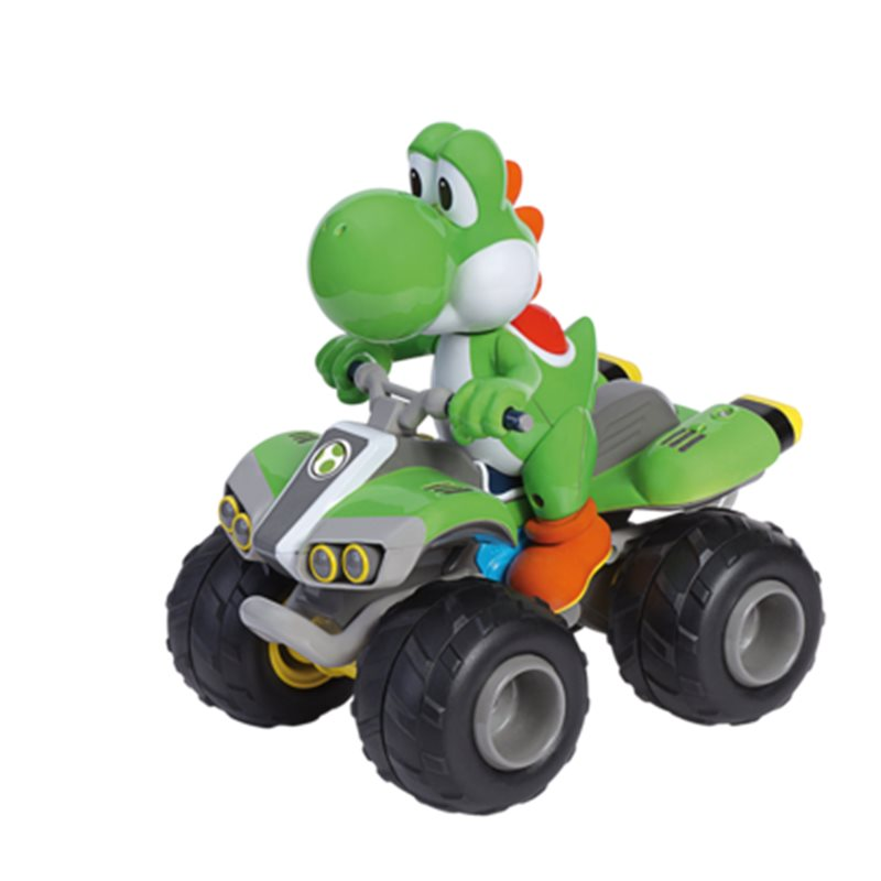 voiture rc carrera nintendo mario kart 8 yoshi 200997 pogioshop jouets. Black Bedroom Furniture Sets. Home Design Ideas