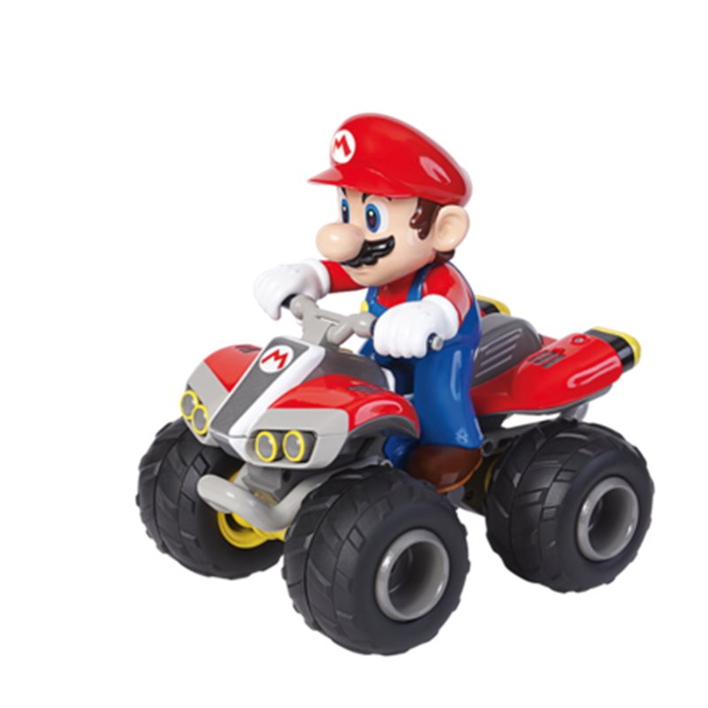 voiture rc carrera nintendo mario kart 8 mario 200996 45 99. Black Bedroom Furniture Sets. Home Design Ideas