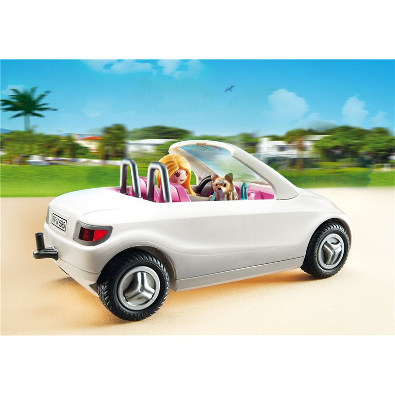 5585 voiture cabriolet de playmobil. Black Bedroom Furniture Sets. Home Design Ideas