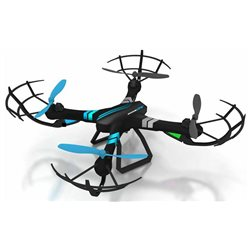 Drone Nincoair Quadrone Shadow HD Wifi - Ninco NH90094