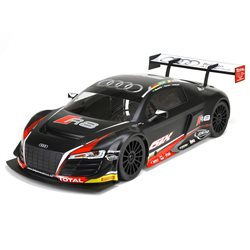 Voiture RC 1/6 Audi R8 LMS Ultra FIA-GT3 BL AWD RTR avec AVC - LOSI LOS05003