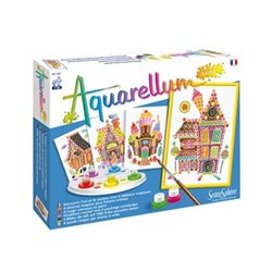 Aquarellum junior - Maisons gourmandes