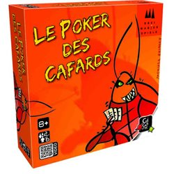 Poker des cafards - Gigamic