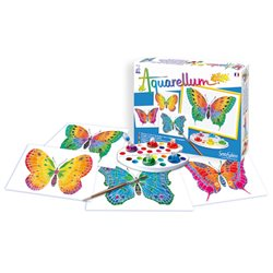 Aquarellum junior - Papillons
