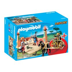 "Starter Set ""Combat de gladiateurs"" - Playmobil 6868"