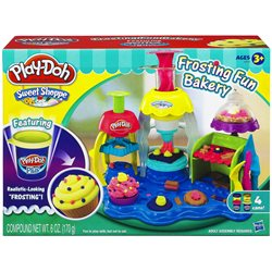 Plasticine Play-Doh - Petrissage set fun Boulangerie