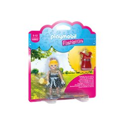 Fashion Girl - Tenue rétro - Playmobil 6883