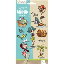 Decalco Mania, Pirates - Avenue Mandarine 52583