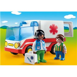 Ambulance - Playmobil 9122