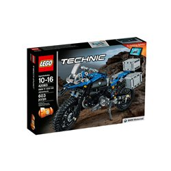 BMW R 1200 GS Adventure - Lego 42063