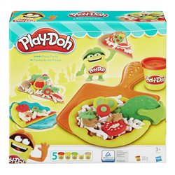 Pizza Party - Plasticine Play-Doh