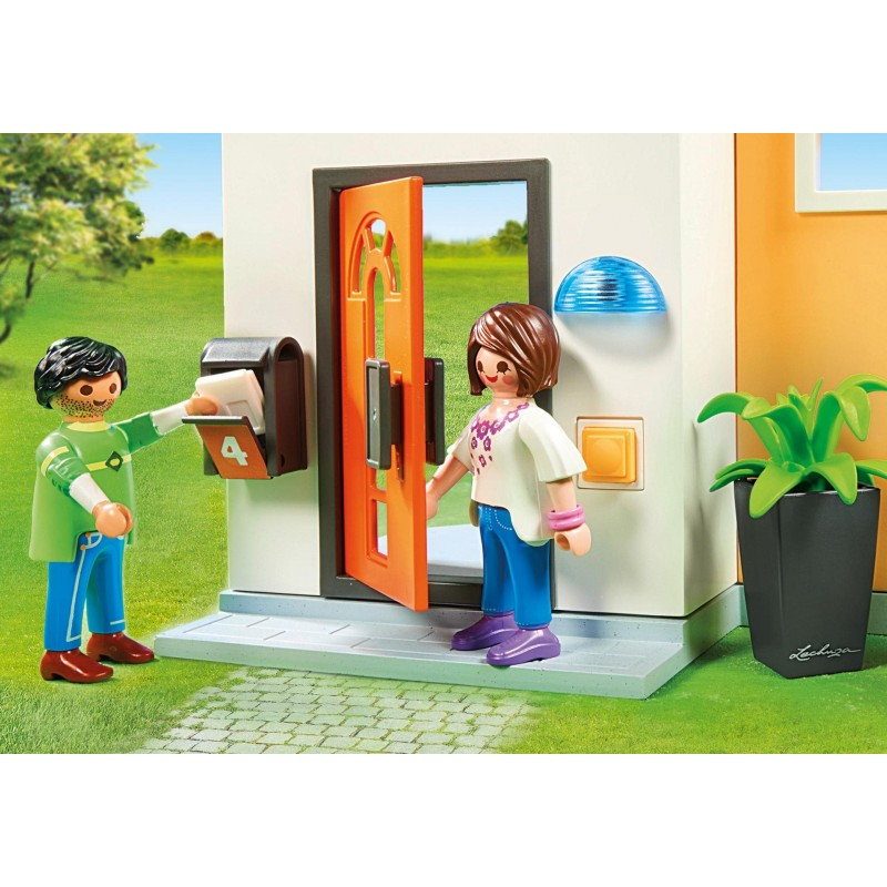 Beautiful Maison Moderne Playmobil Klerelo Gallery - Design Trends ...