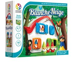Blanche-Neige - Deluxe (48 défis) - Smartgames SG 024 FR