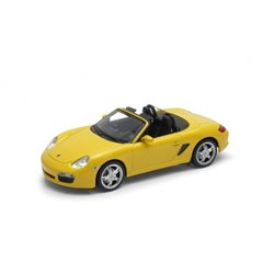 Porsche Boxster Convertible - Welly 22479
