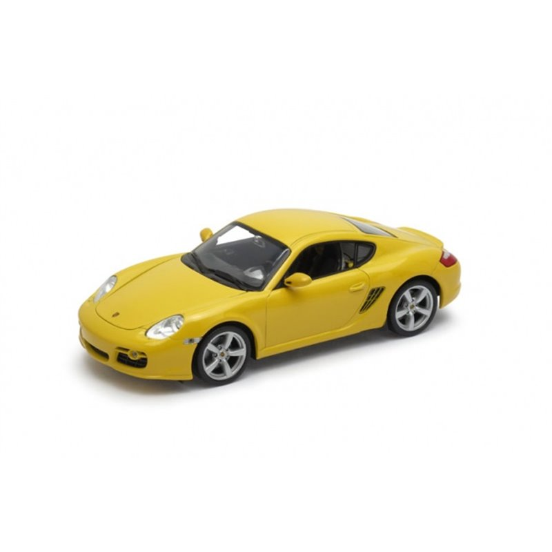 porsche cayman s welly 22488 pogioshop jouets. Black Bedroom Furniture Sets. Home Design Ideas