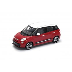 Fiat 500L - Welly 24038