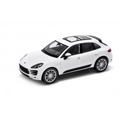 Porsche Macan Turbo - Welly 24047