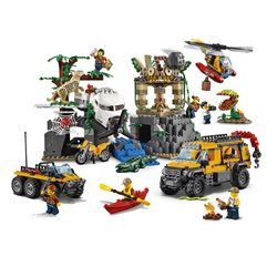 Le site d'exploration de la jungle - LEGO 60161