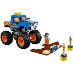 Le Monster Truck - Lego 60180