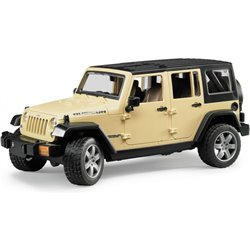 Jeep WRANGLER Unlimited Rubicon - Bruder 02525