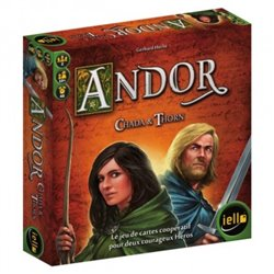 Andor - Chada & Thorn (2 joueurs)