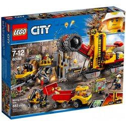 Le site d'exploration minier - Lego 60188