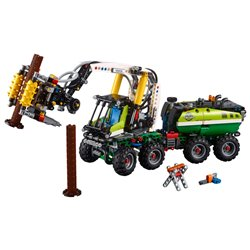 Le camion forestier - Lego 42080