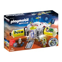 Station spatiale Mars - Playmobil 9487