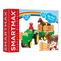 SmartMax My First - Tractor Set- SMX 222