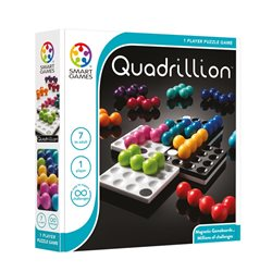 Quadrillion (80+ défis) - Smartgames SG 540 FR
