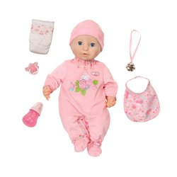 Poupée interactive Baby Annabell 43CM - Zapf 794401
