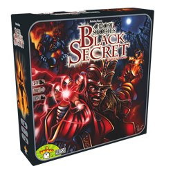 Ghost Stories - ext. - Black Secret