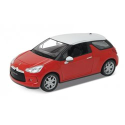 Citroen Ds 3 - Welly 24013