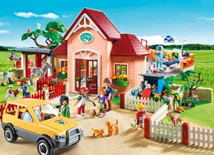 playmobil construction belgique france promotion